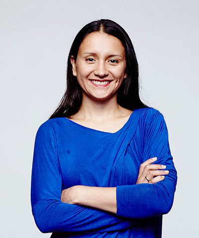 Photo of Luisa Covaria